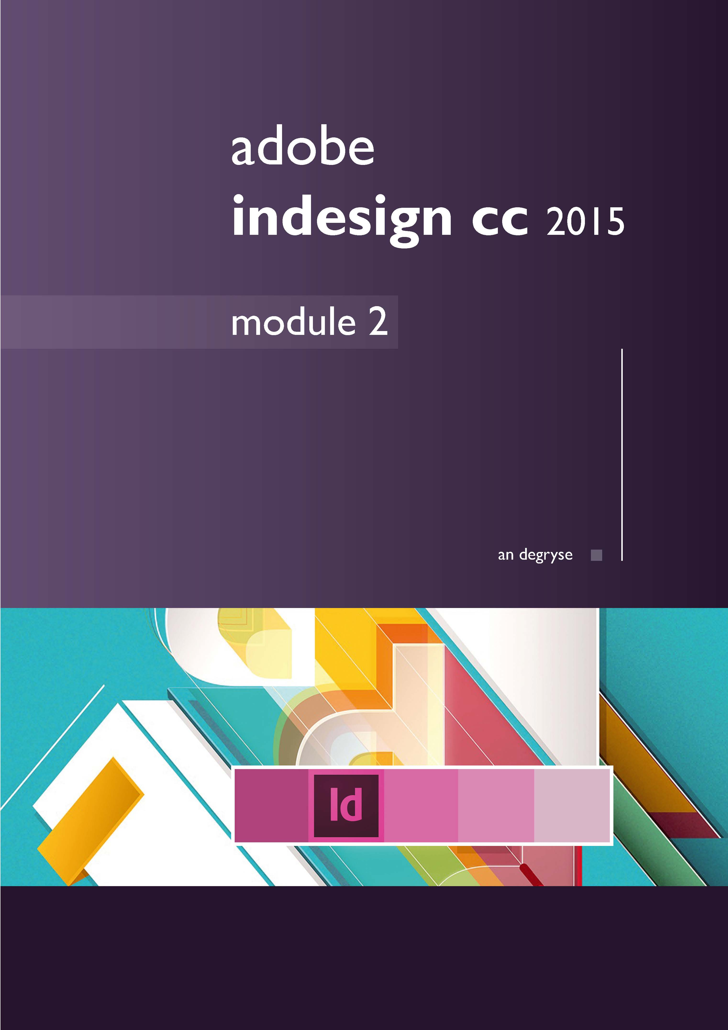 how to use adobe indesign cc 2015